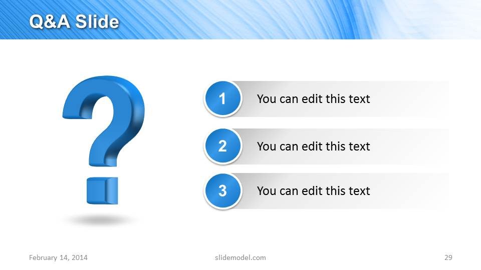 Slide Design for PowerPoint is a presentation slide containing a ...
