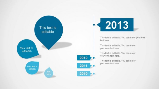 Clean Timeline Template for PowerPoint   SlideModel kBFikPeH