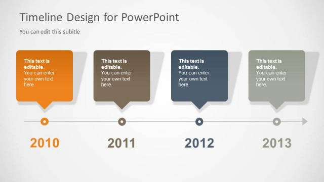 Timeline Template for PowerPoint   SlideModel iqvr2ggF