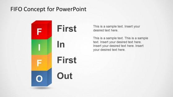 Fifo Powerpoint Template Slidemodel