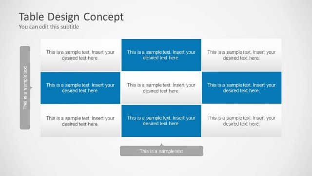 Sipoc diagram book covers for Table design powerpoint
