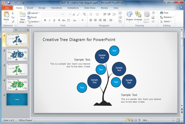 Creative Powerpoint Templates All About Template vioUrbDa