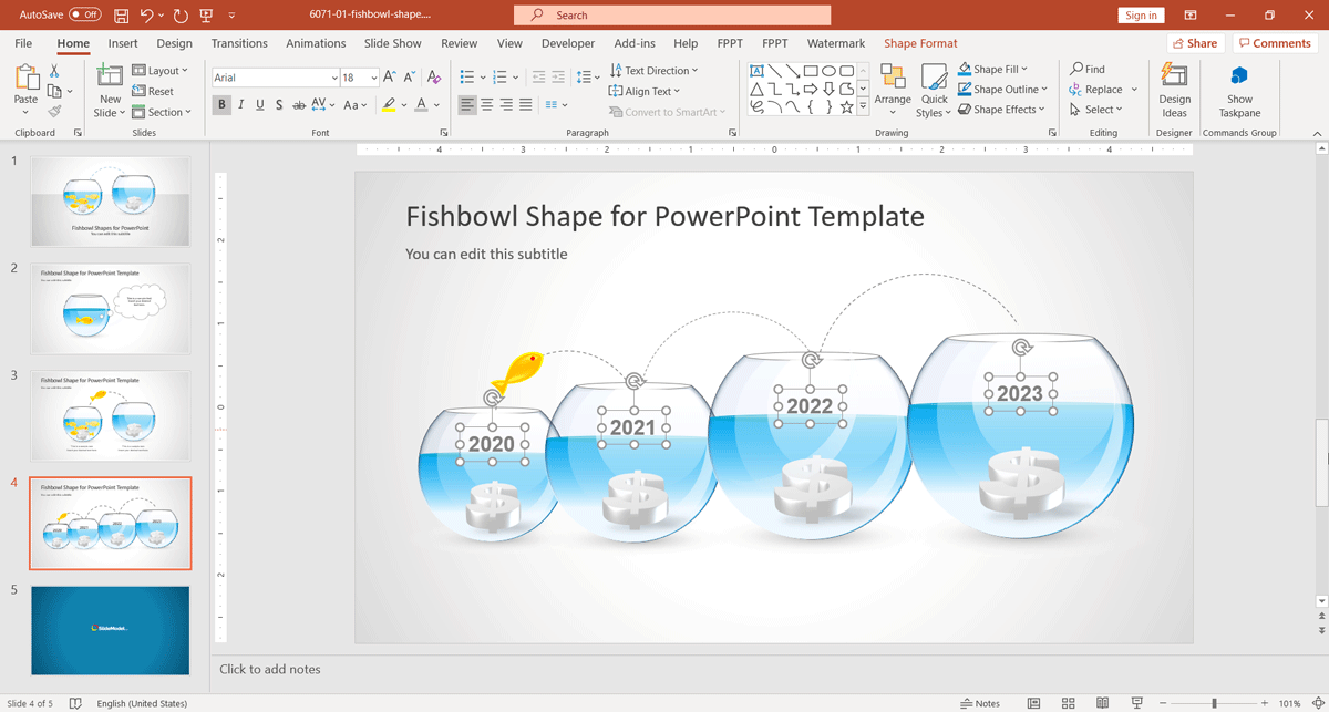 making business plan presentation